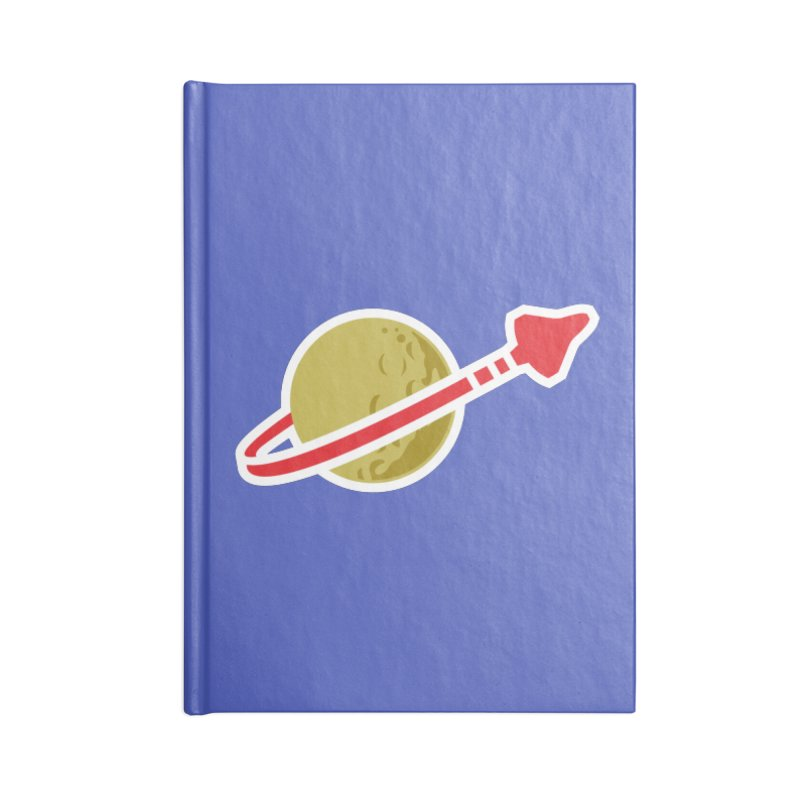 Lego Space 80s Accessories Notebook by WalkingStick Design's Artist Shop