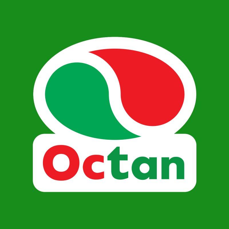Octan Logo by walkingstickdesign's Artist Shop