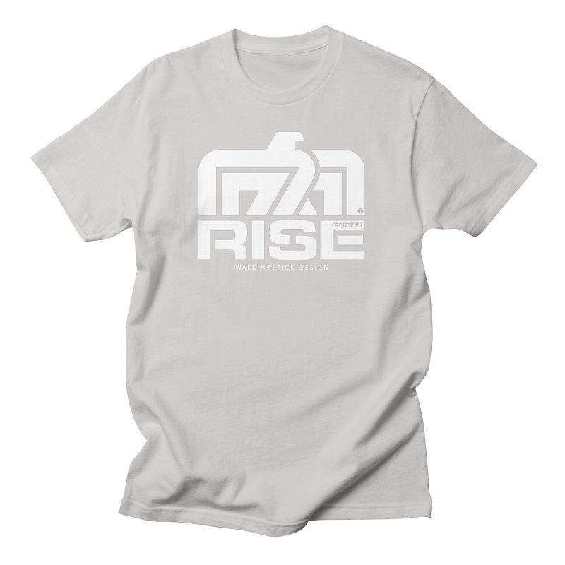 T-BIRD + WALKINGSTICK DESIGN CO. Men's T-Shirt by WalkingStick Design's Artist Shop