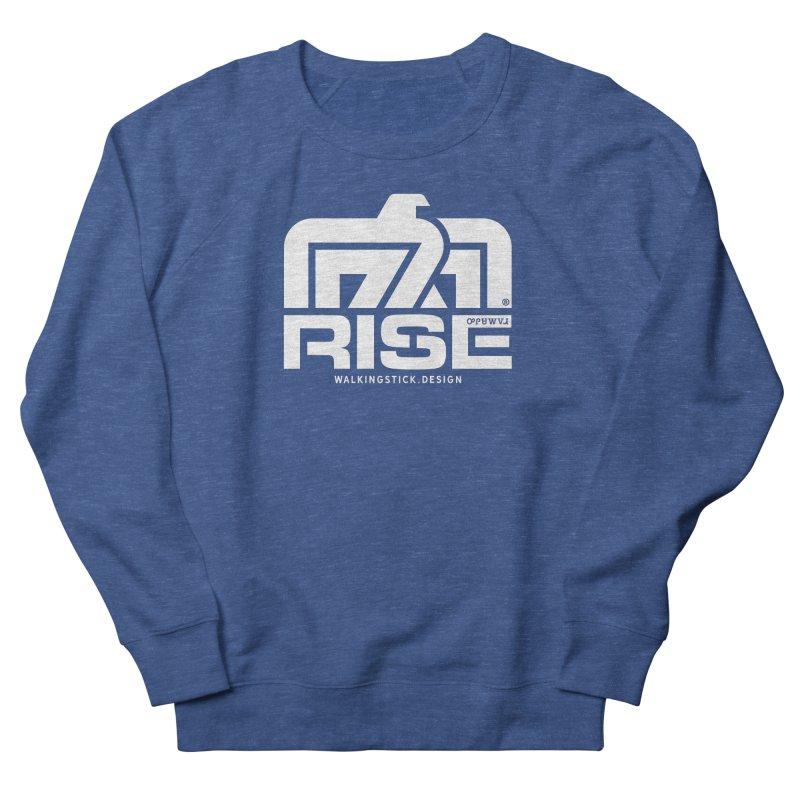 T-BIRD + WALKINGSTICK DESIGN CO. Men's Sweatshirt by WalkingStick Design's Artist Shop