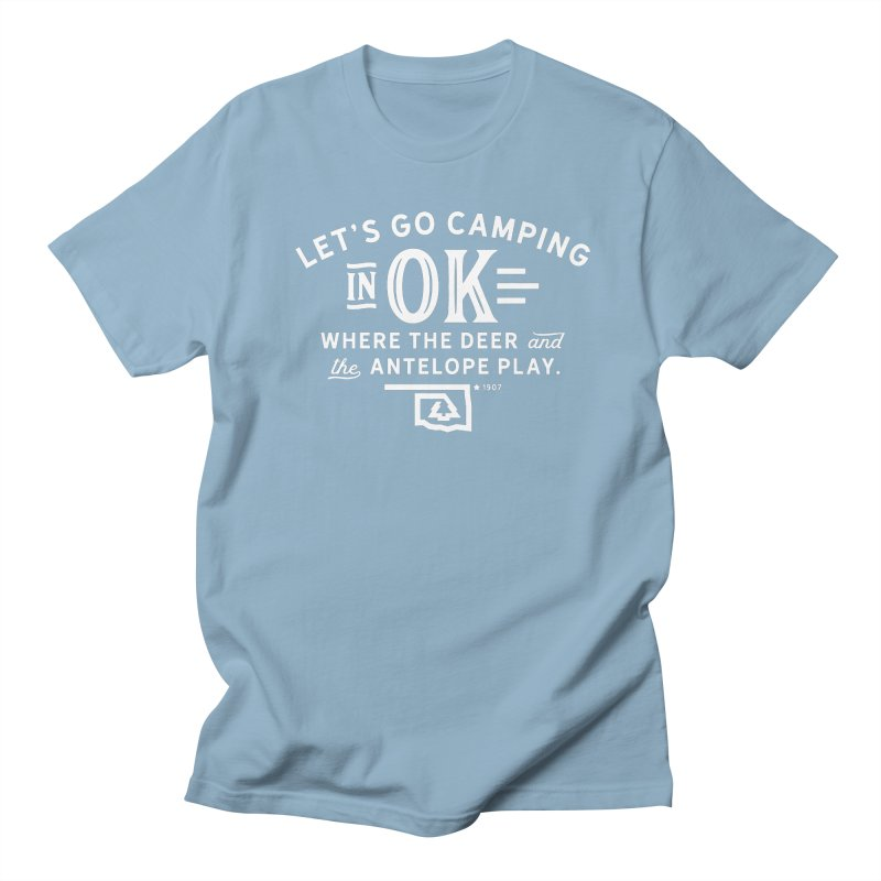 OK Camping   by walkingstickdesign's Artist Shop