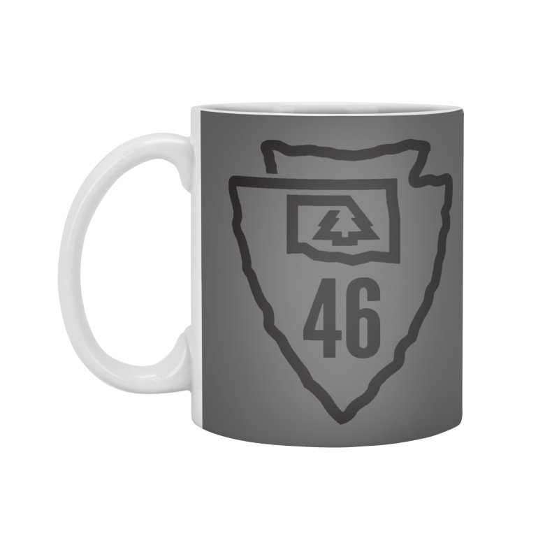 Okla Camp Shirt Accessories Mug by walkingstickdesign's Artist Shop