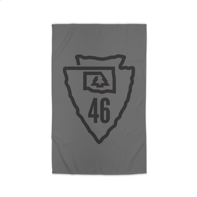 Okla Camp Shirt Home Rug by walkingstickdesign's Artist Shop