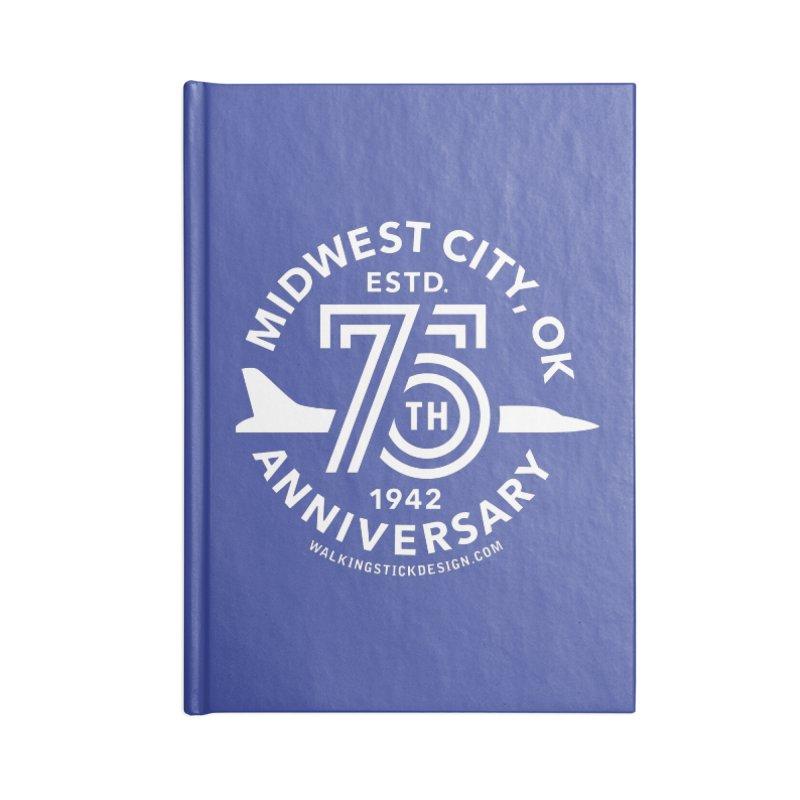 MWC 75 Accessories Notebook by WalkingStick Design's Artist Shop