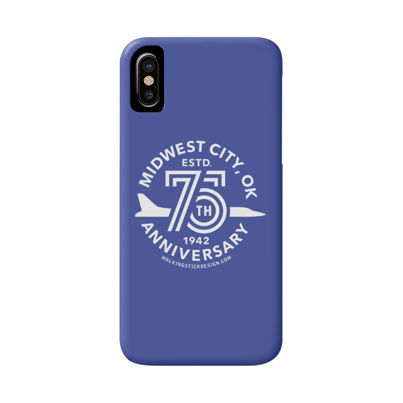 MWC 75 Accessories Phone Case by WalkingStick Design's Artist Shop