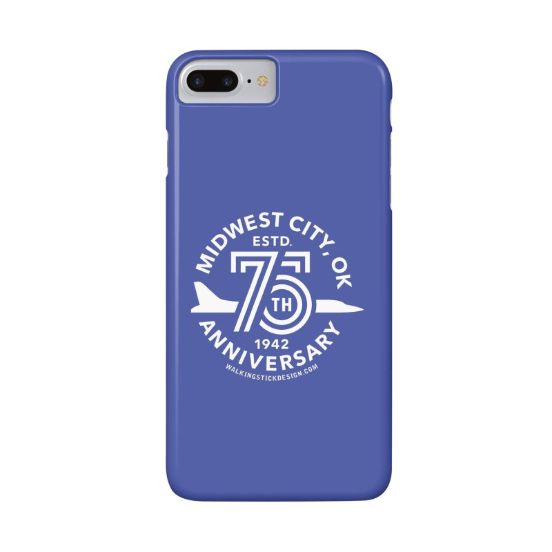 MWC 75 Accessories Phone Case by walkingstickdesign's Artist Shop
