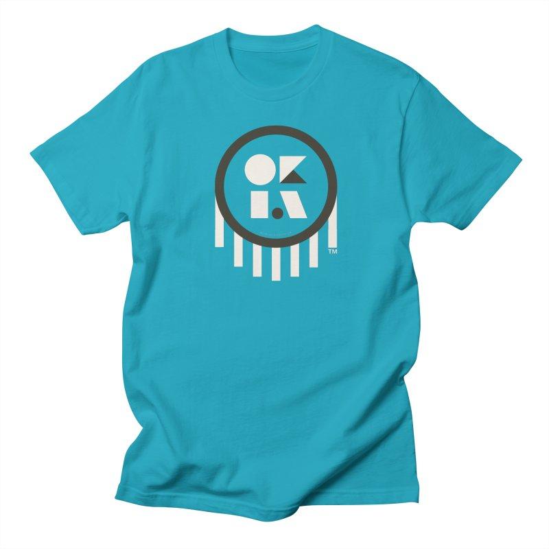 OKLAHOMA SHAPES Women's Regular Unisex T-Shirt by walkingstickdesign's Artist Shop