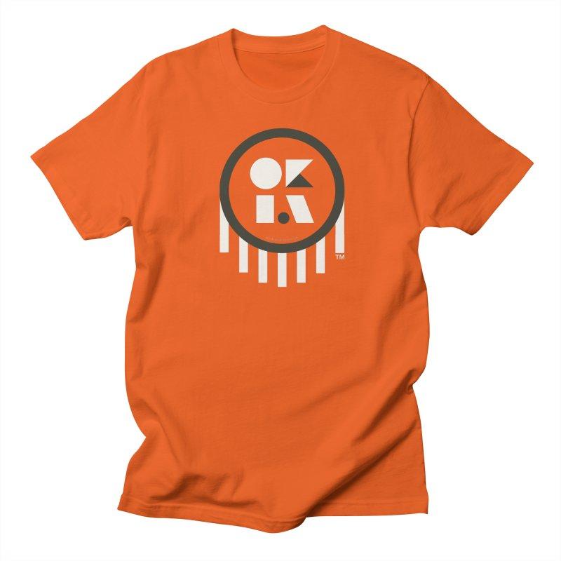 OKLAHOMA SHAPES Women's Unisex T-Shirt by walkingstickdesign's Artist Shop