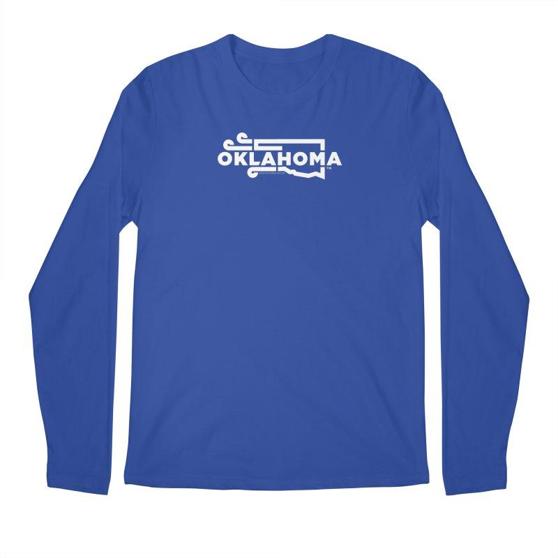 Okie Wind Men's Longsleeve T-Shirt by walkingstickdesign's Artist Shop