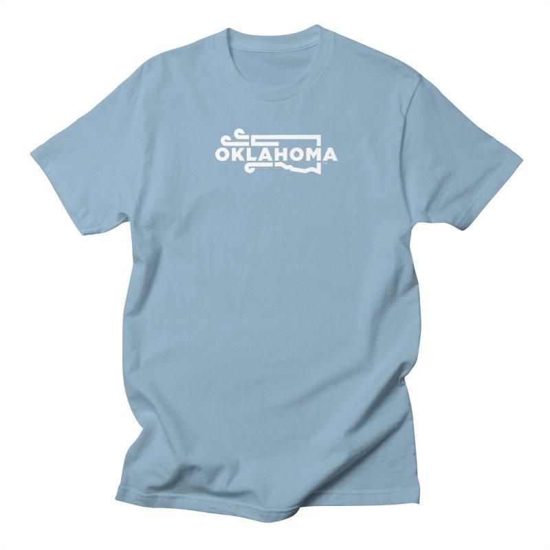 Okie Wind Men's T-Shirt by walkingstickdesign's Artist Shop
