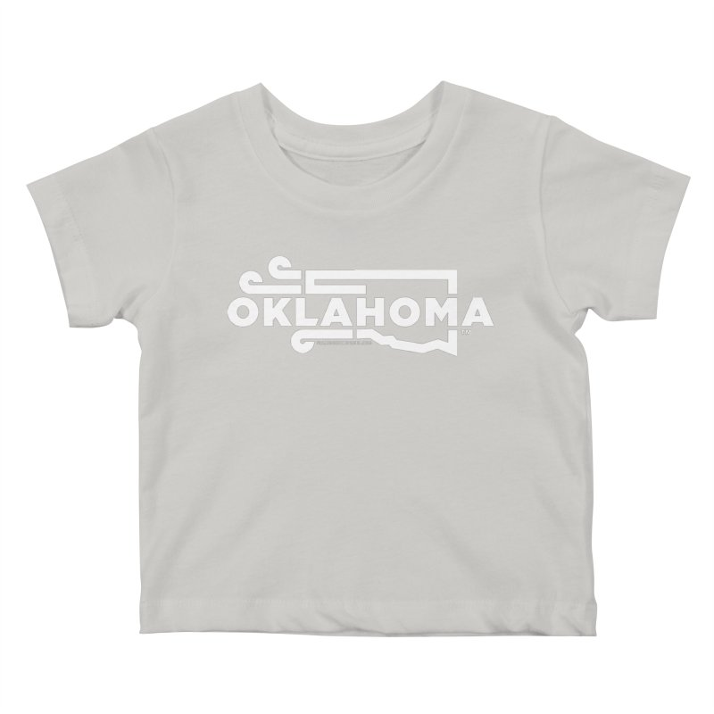 Okie Wind Kids Baby T-Shirt by walkingstickdesign's Artist Shop