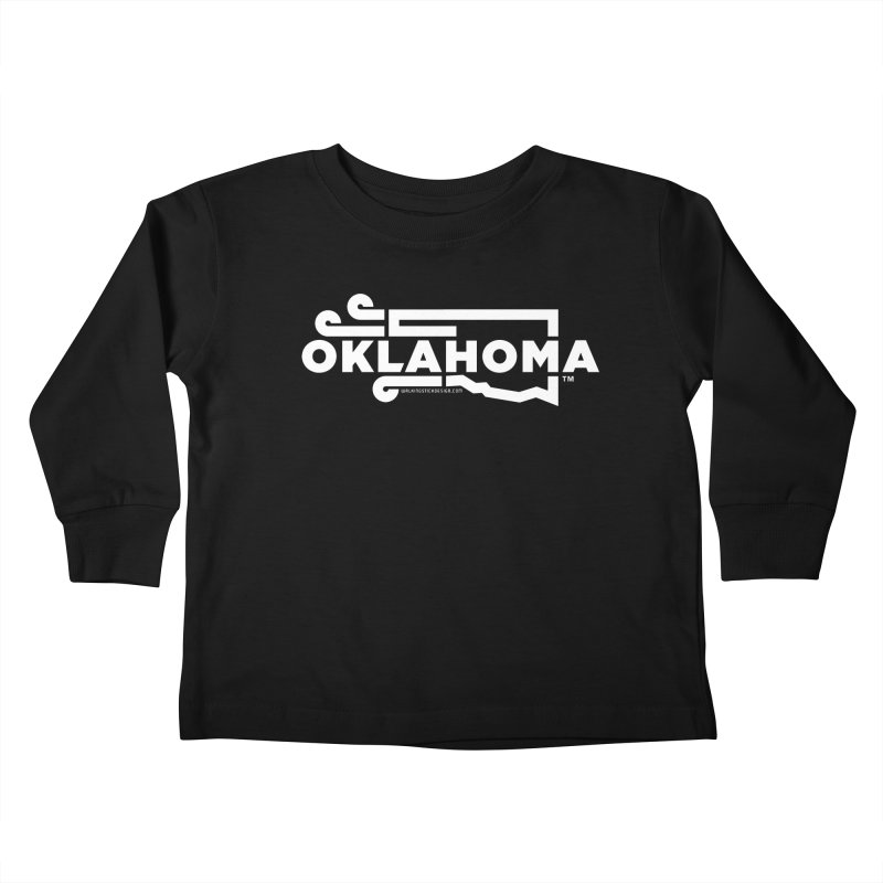 Okie Wind Kids Toddler Longsleeve T-Shirt by walkingstickdesign's Artist Shop