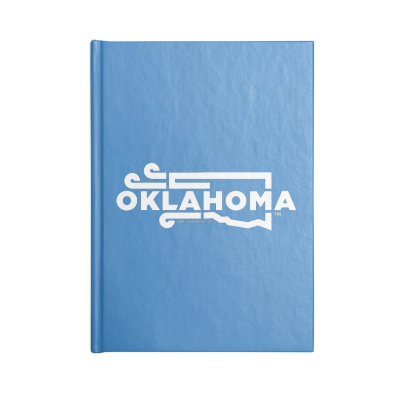 Okie Wind Accessories Notebook by walkingstickdesign's Artist Shop