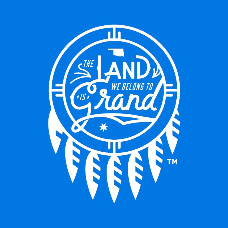 The Land - Oklahoma by walkingstickdesign's Artist Shop