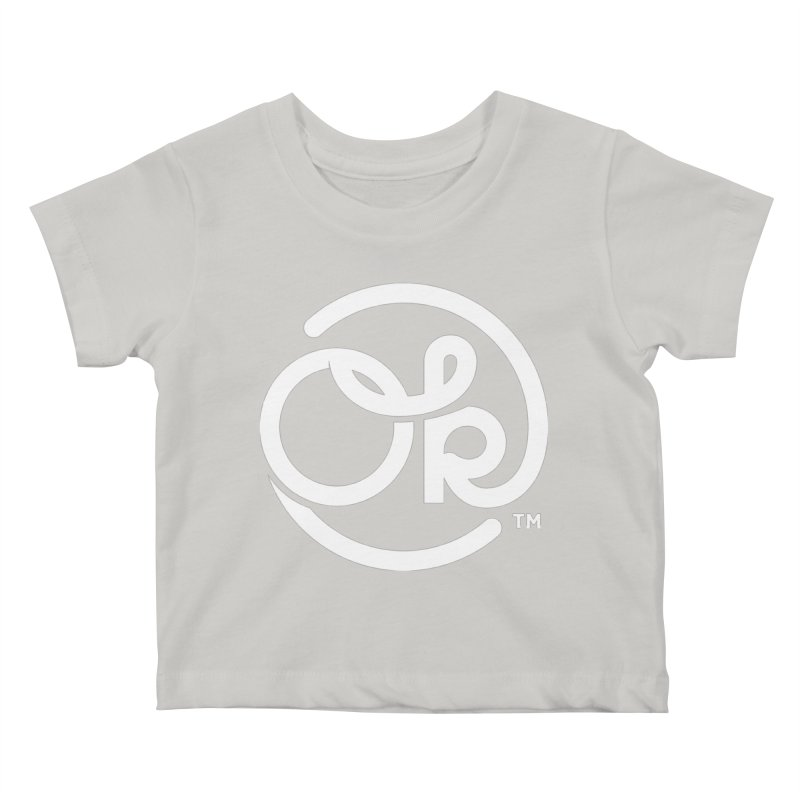 OK Circle Kids Baby T-Shirt by walkingstickdesign's Artist Shop