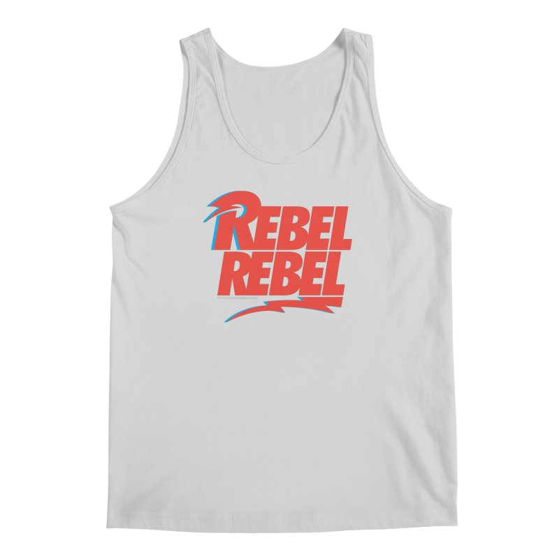Rebel Rebel Shirt Men's Regular Tank by walkingstickdesign's Artist Shop