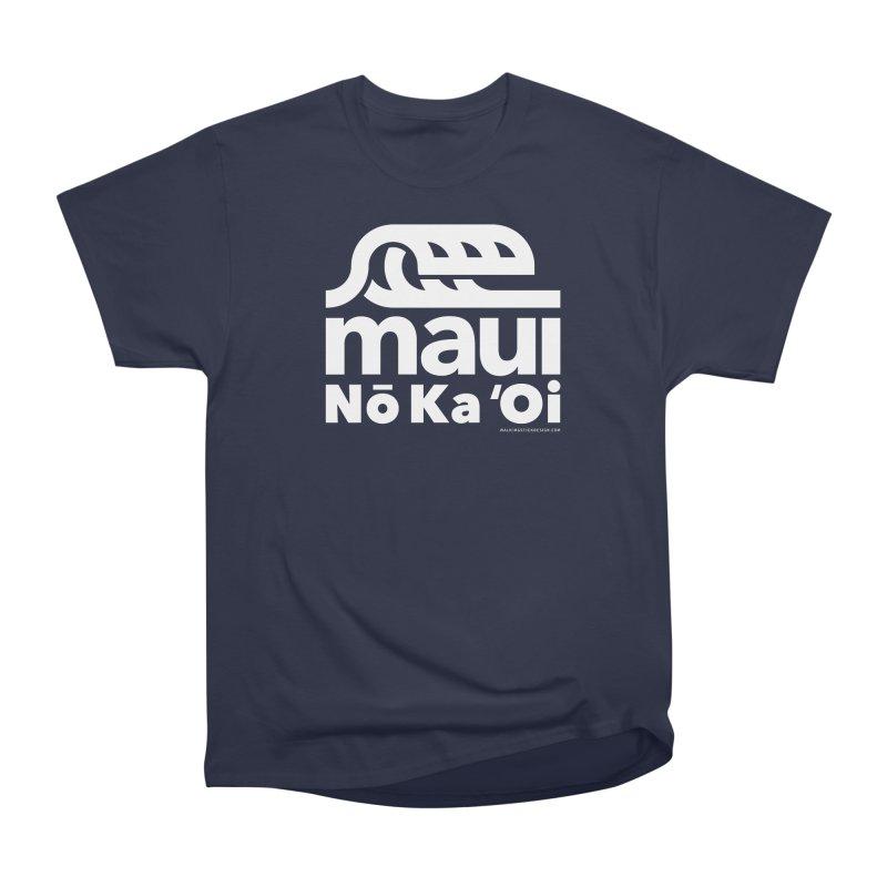 Maui Wave Men's Classic T-Shirt by walkingstickdesign's Artist Shop