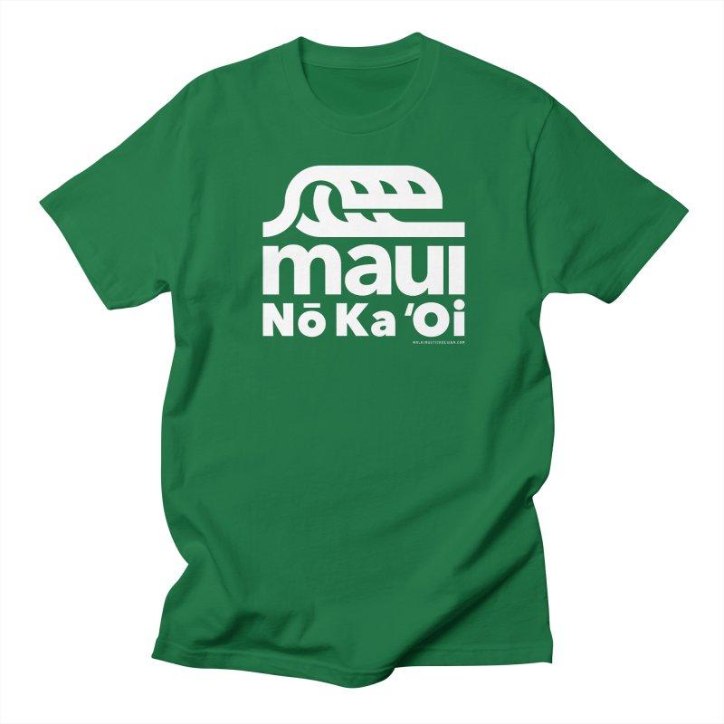 Maui Wave Women's Regular Unisex T-Shirt by WalkingStick Design's Artist Shop