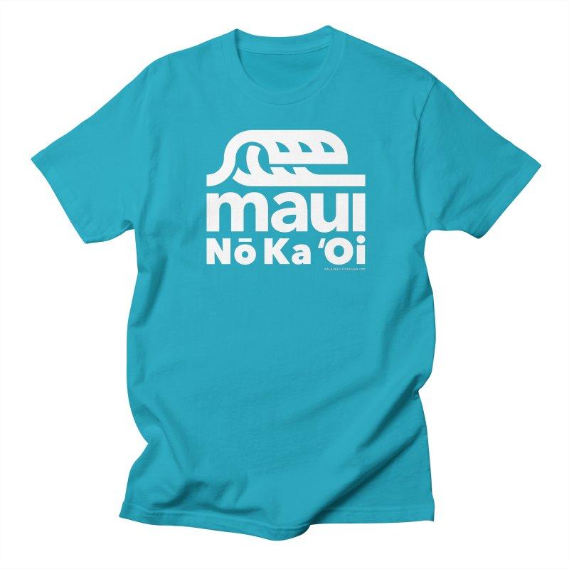 Maui Wave Men's T-shirt by walkingstickdesign's Artist Shop