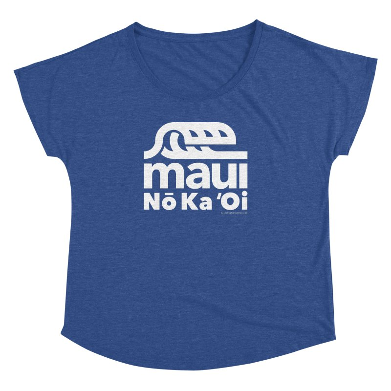 Maui Wave Women's Dolman by walkingstickdesign's Artist Shop
