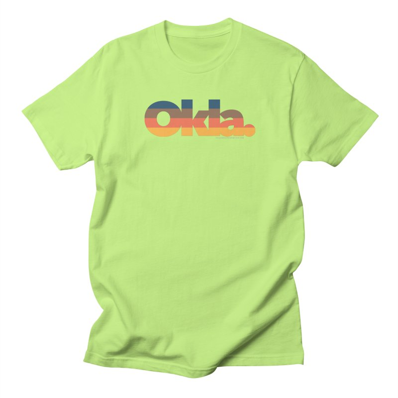 Oklahoma Sunset Women's Unisex T-Shirt by walkingstickdesign's Artist Shop