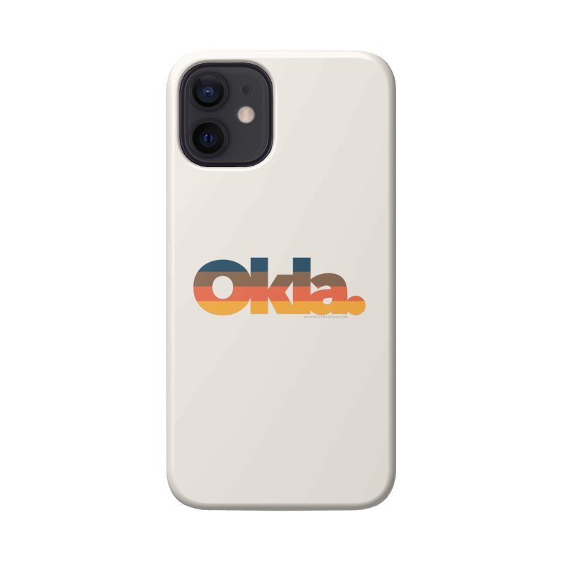 Oklahoma Sunset Accessories Phone Case by WalkingStick Design's Artist Shop