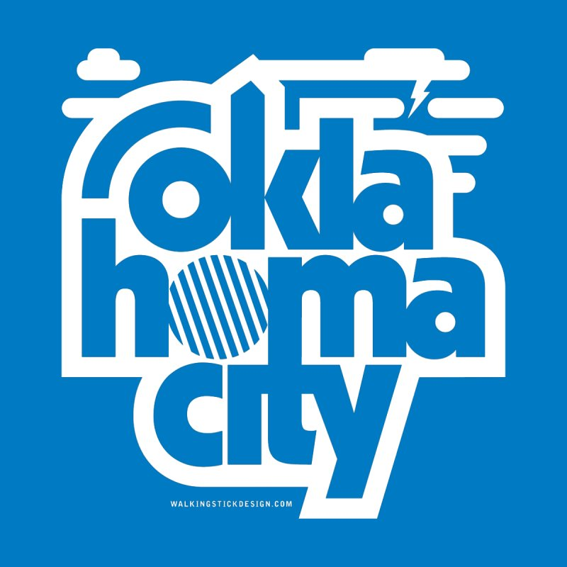 Retro Oklahoma City Shirt by walkingstickdesign's Artist Shop