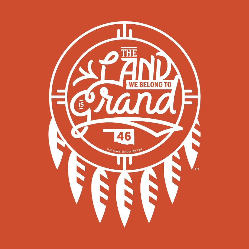 The Land + Shield by WalkingStick Design's Artist Shop