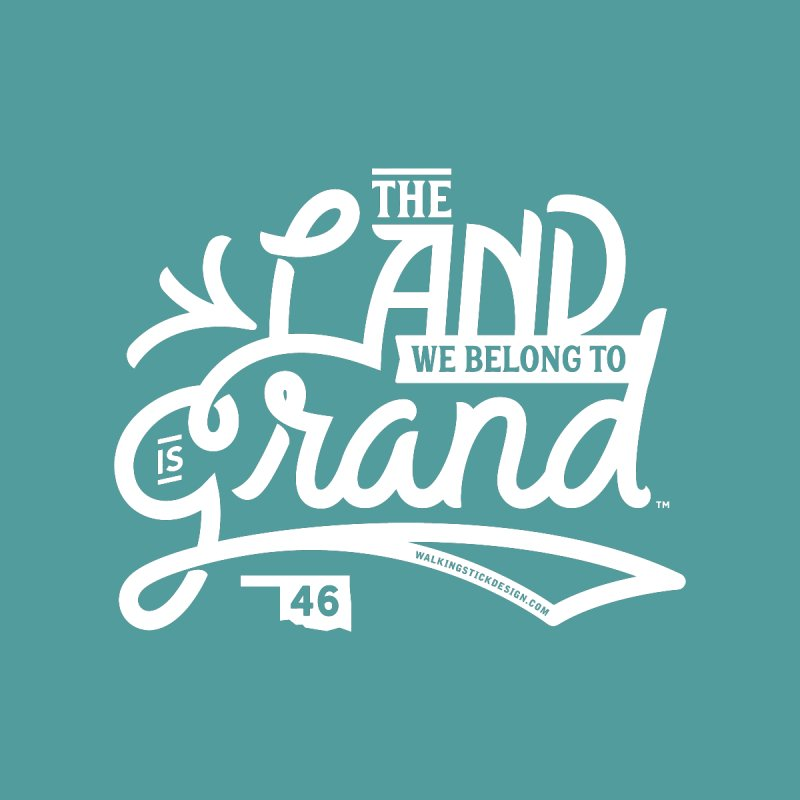 The Land by WalkingStick Design's Artist Shop