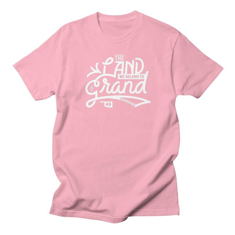 The Land Women's Regular Unisex T-Shirt by WalkingStick Design's Artist Shop