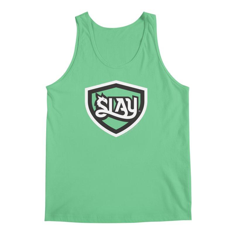 SLAY Shirt - Official Shield Design Men's Regular Tank by WalkingStick Design's Artist Shop