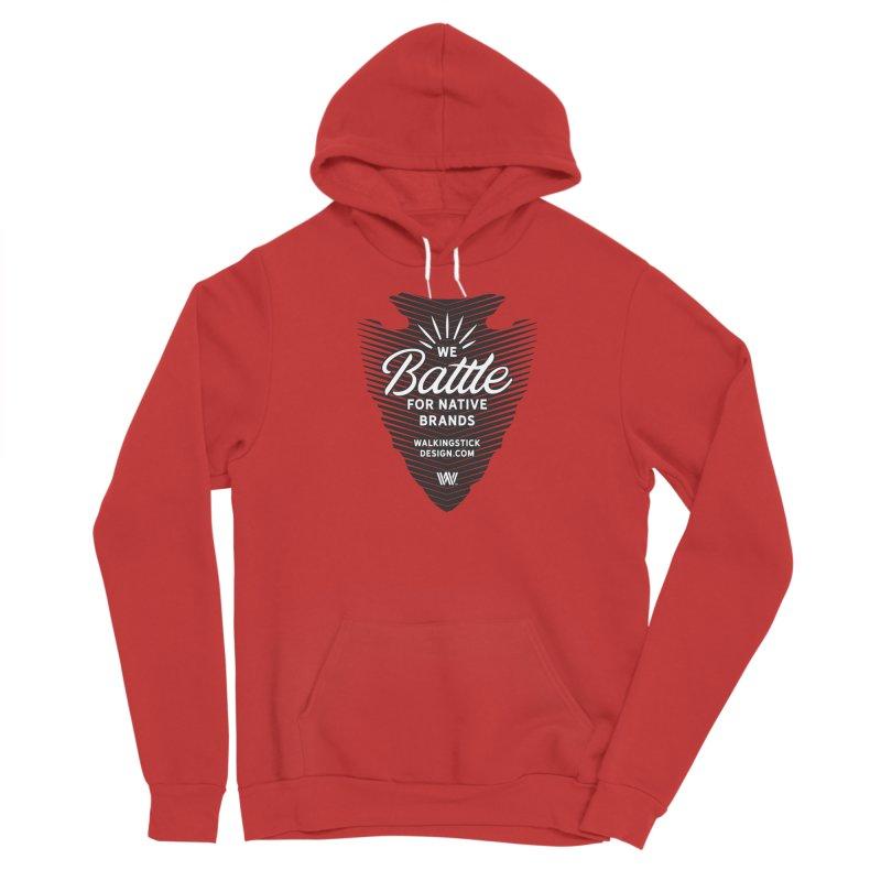 Arrowhead + WalkingStick Design Co. Women's Pullover Hoody by WalkingStick Design's Artist Shop