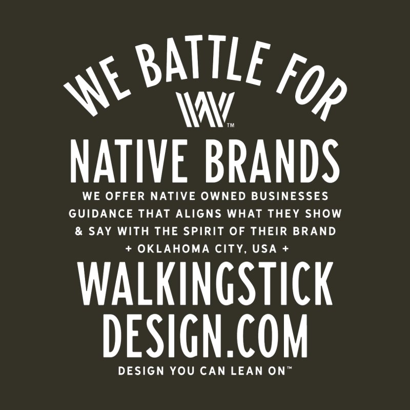Label - WalkingStick Design Co. by WalkingStick Design's Artist Shop