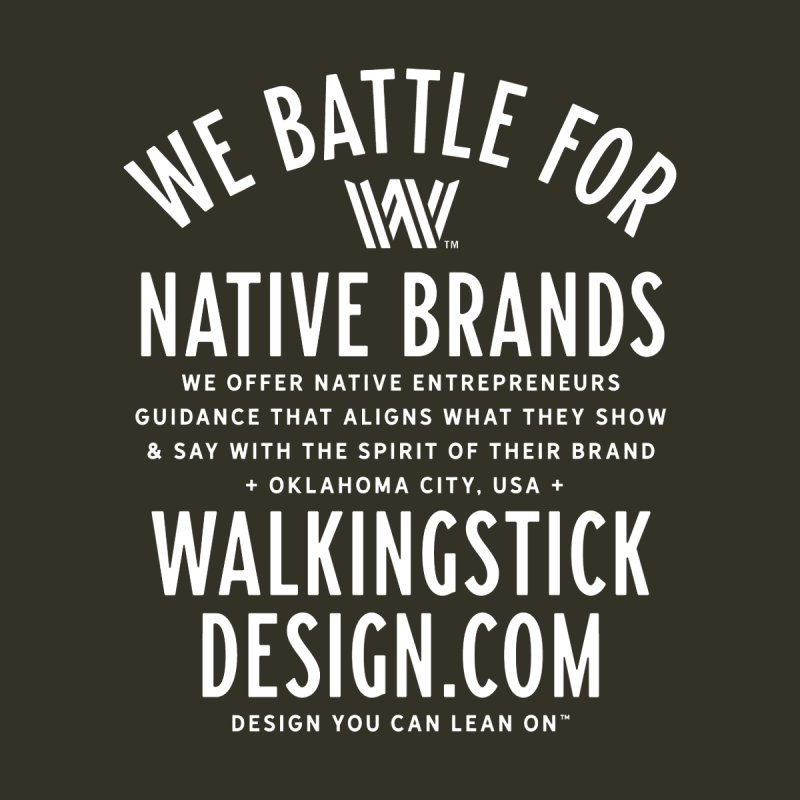Label  + WalkingStick Design Co. by WalkingStick Design's Artist Shop