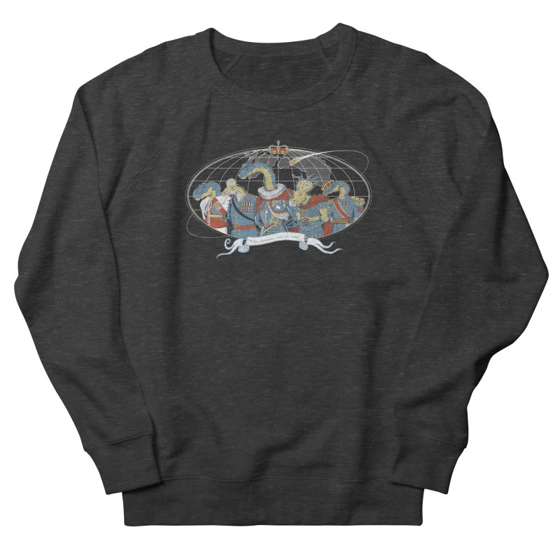 When Dinosaurs Ruled the Earth Women's French Terry Sweatshirt by thunderpeel