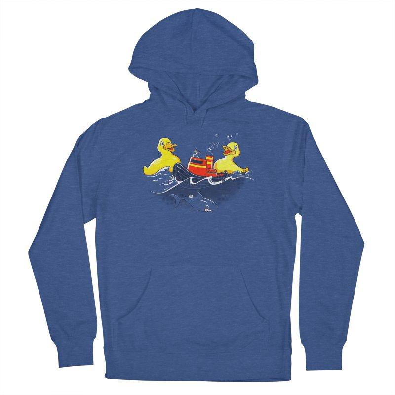 Quack Attack Men's Pullover Hoody by thunderpeel