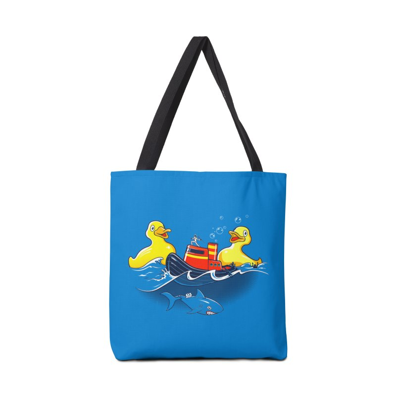 Quack Attack Accessories Bag by thunderpeel