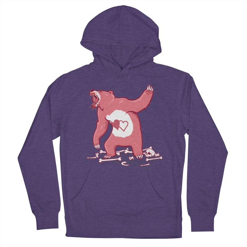 Terror Bear Men's Pullover Hoody by thunderpeel