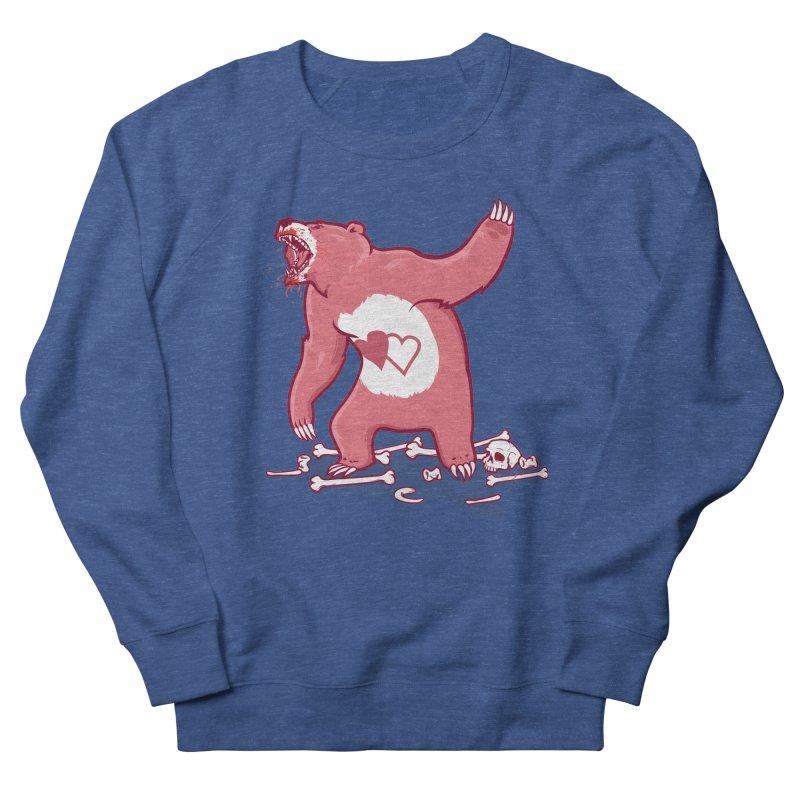 Terror Bear Women's Sweatshirt by thunderpeel