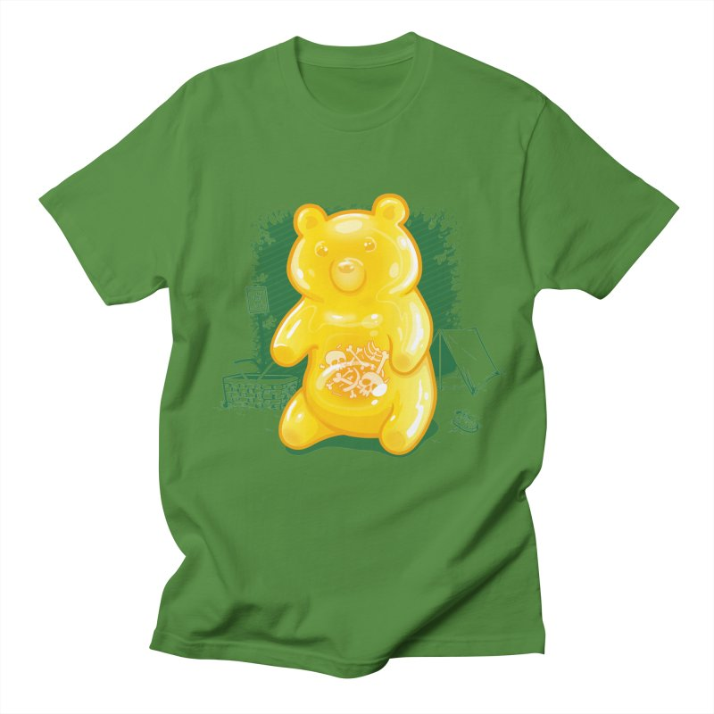 Grizzly Gummi Women's Regular Unisex T-Shirt by thunderpeel
