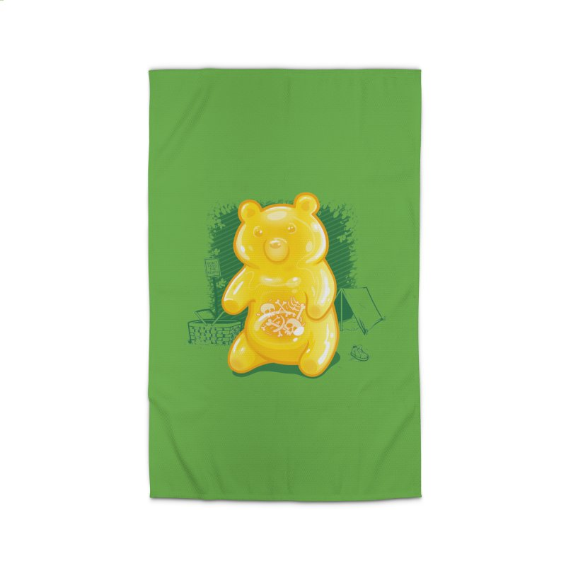 Grizzly Gummi Home Rug by thunderpeel
