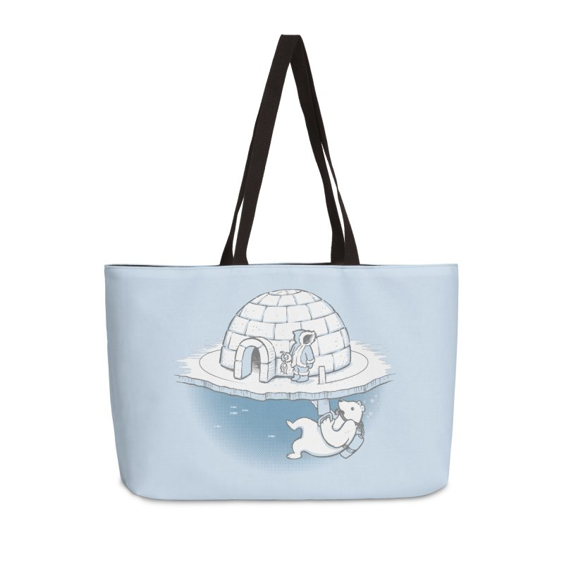Sneak Attack Accessories Bag by thunderpeel