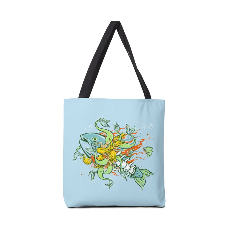 Feeding Frenzy Accessories Bag by thunderpeel