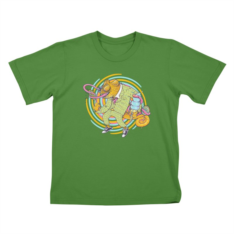 Winning Kids T-Shirt by thunderpeel