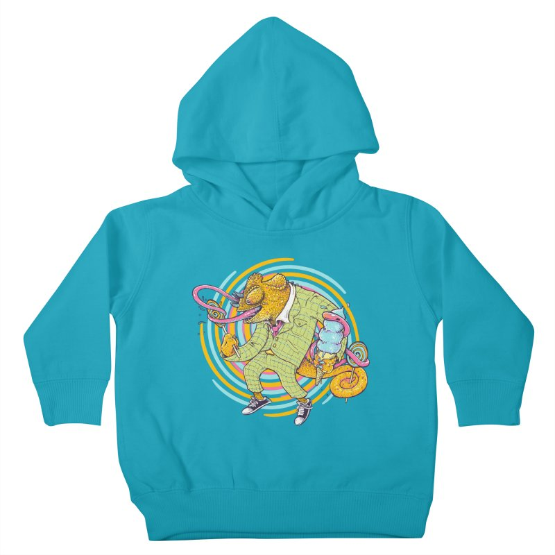 Winning Kids Toddler Pullover Hoody by thunderpeel