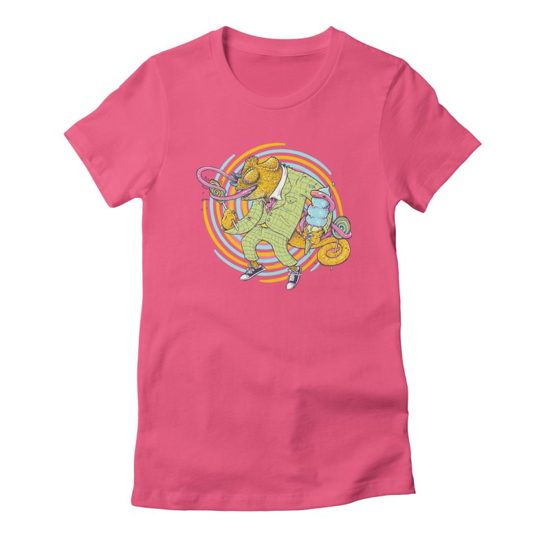 Winning Women's Fitted T-Shirt by thunderpeel