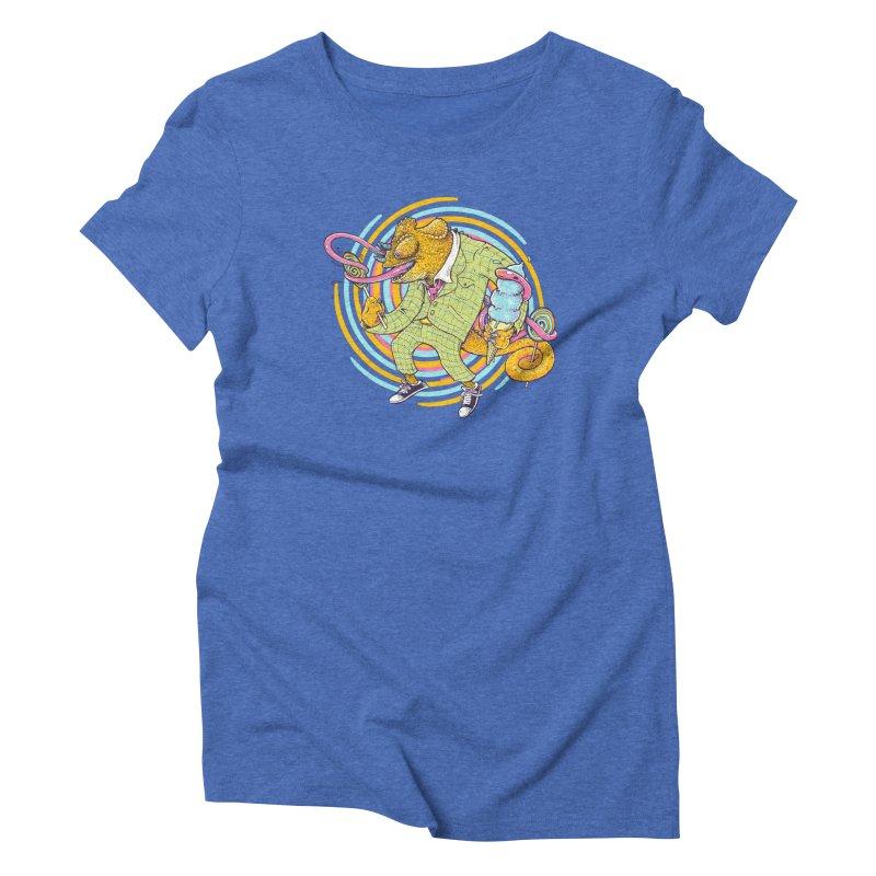 Winning Women's Triblend T-shirt by thunderpeel