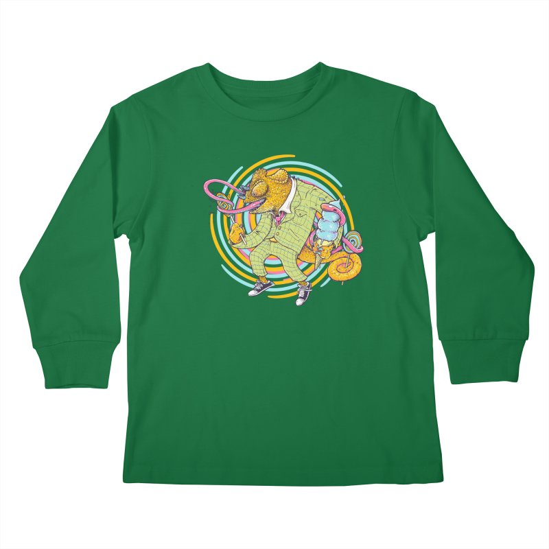 Winning Kids Longsleeve T-Shirt by thunderpeel