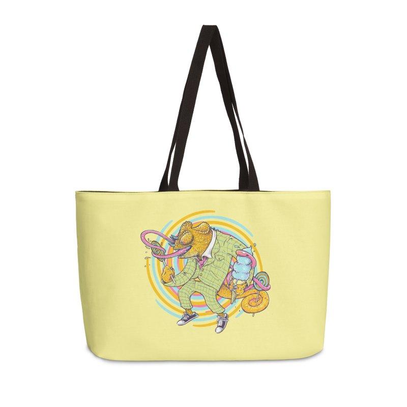 Winning Accessories Weekender Bag Bag by thunderpeel