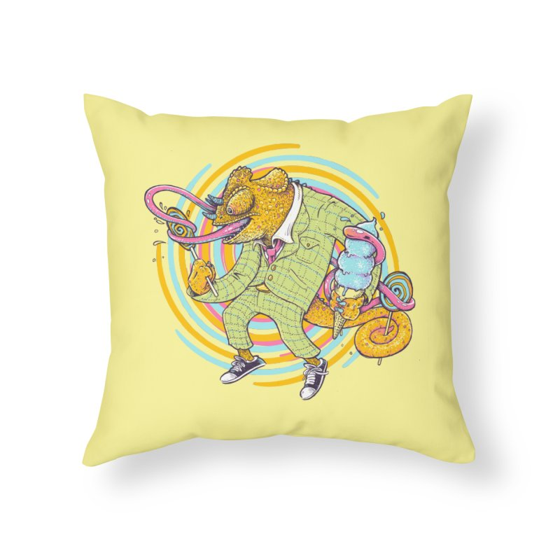 Winning Home Throw Pillow by thunderpeel